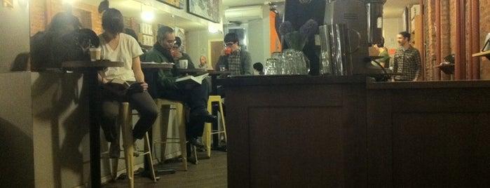 Café Grumpy is one of GEMS.