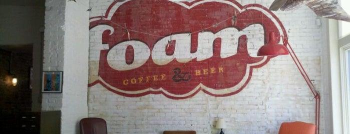 Foam is one of Pubs/Bars.