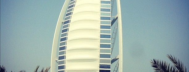 Burj Al Arab is one of World Sites.