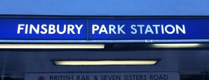 Finsbury Park Railway Station (FPK) is one of Railway Stations in UK.
