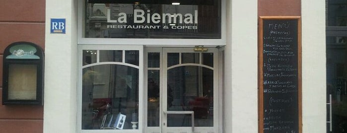 La Biennal is one of Terrazas de Barcelona.