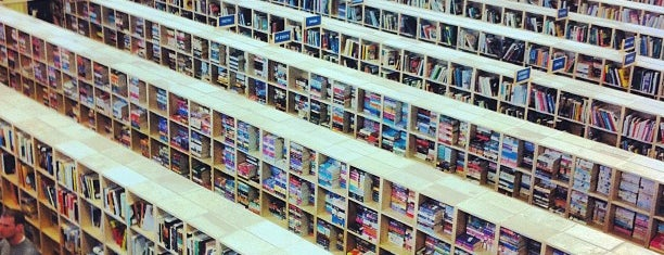 McKay Used Books, CDs, Movies & More is one of Nash Life.