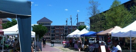 Winooski Farmers Market is one of places to go.