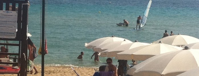 Lido Marini Beach is one of ITALY BEACHES.