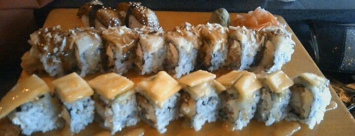 Tomo Japanese Restaurant is one of Carlos Eats USF Dining Guide.