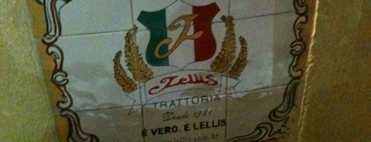Lellis Trattoria is one of Top 10 restaurants when money is no object.
