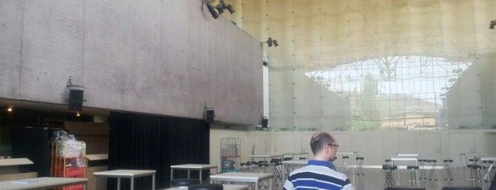 Helmut-List-Halle is one of Springfestival/Graz-Trip 2012.