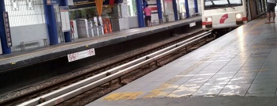 RapidKL Miharja (AG2) LRT Station is one of Public.