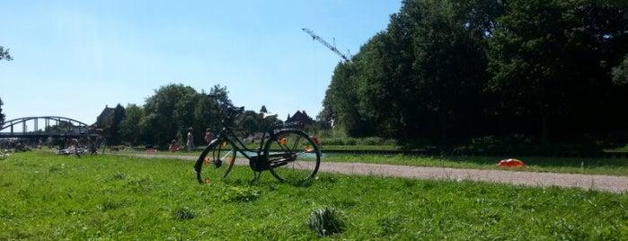 Dortmund-Ems-Kanal is one of Münster - must visit.