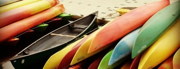 Charles River Canoe & Kayak is one of Bean Town Shops & To-Dos.