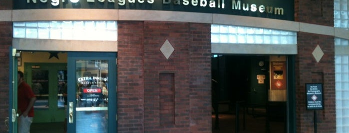 Negro Leagues Baseball Museum is one of Museums.