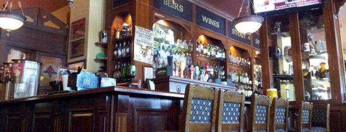 Cregeen's Irish Pub is one of Arkansas' Music Venues.