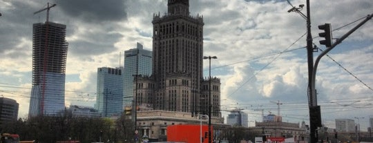 PKO BP Rotunda is one of StorefrontSticker #4sqCities: Warsaw.