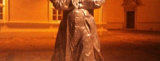 Monument pápeža Jána Pavla II. is one of Prešov - The Best Venues #4sqCities.