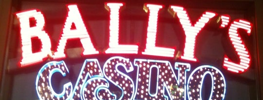Bally's Casino & Hotel is one of Poker.