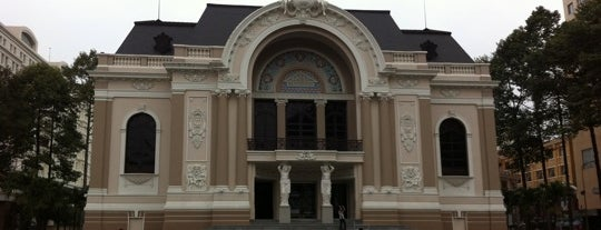 Saigon Opera House is one of Good clean fun.
