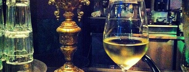Viinibaari Vin-Vin is one of Helsinki's Best Bars.