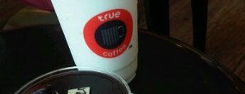 TrueCoffee is one of All My Fav' Cafés<3.