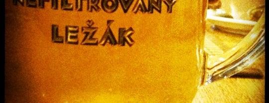 Krčma U Parašutistů is one of Pivní Poutník.