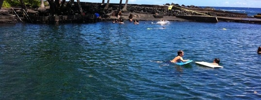 Pu'ala'a County Park is one of Hawaiian Islands Top Picks.