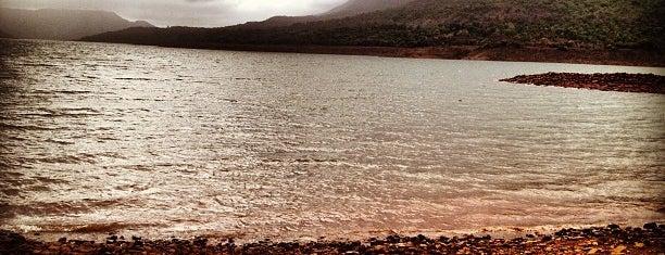 Mulshi Dam is one of Pune #4SqCities.