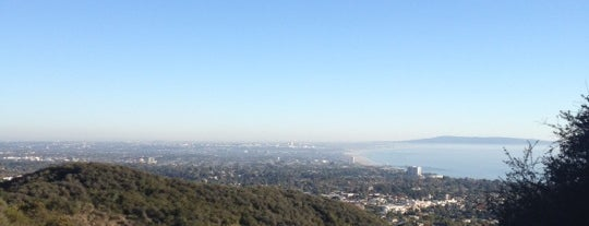 Temescal Canyon is one of Outdoors Los Angeles.