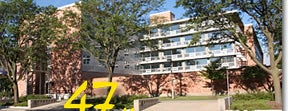 Burge Residence Hall is one of Iowa,LA.