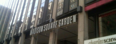 Madison Square Garden is one of Swarm Venue.