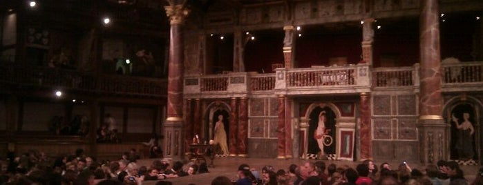 Shakespeare's Globe Theatre is one of Best of World Edition part 3.
