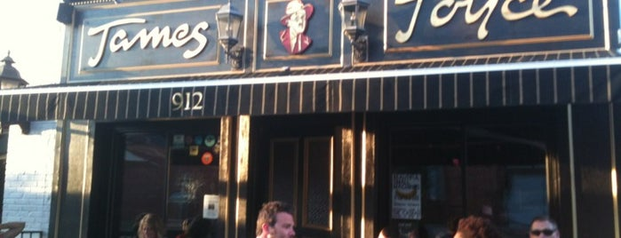 James Joyce Irish Pub is one of Best Bars in the U.S..