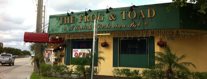 The Frog and Toad Pub is one of Top picks for Pubs.