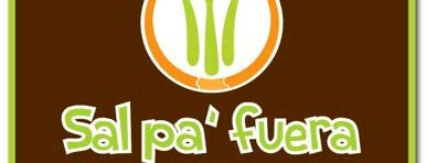 Sal pa' fuera is one of Food and Bars.