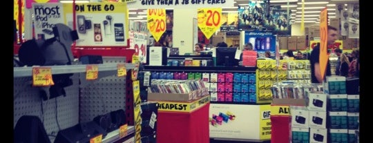 JB Hi-Fi is one of Guide to Canberra City's best spots.