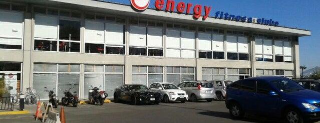 Energy is one of Peñalolén.