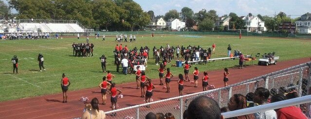 Trenton Central High School is one of Empire State of Mind - Jay-Z ft Alicia Keys.
