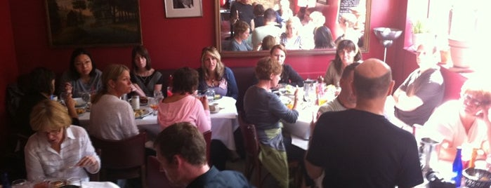 La Luncheonette is one of Chelsea Like a Local.