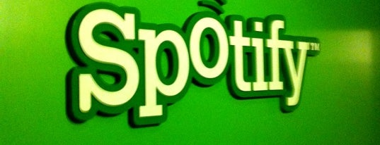 Spotify is one of Silicon Alley - Tech Startups.