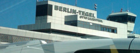 Berlin Tegel Otto Lilienthal Havalimanı (TXL) is one of Airports in Europe, Africa and Middle East.