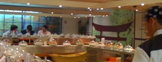 Kaiten Sushi Bar is one of Rio - Restaurantes.