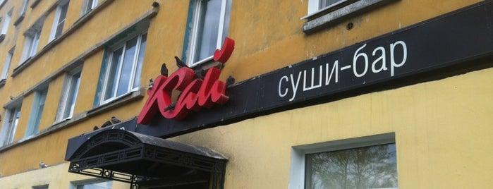 Кай is one of Места Мурманска.