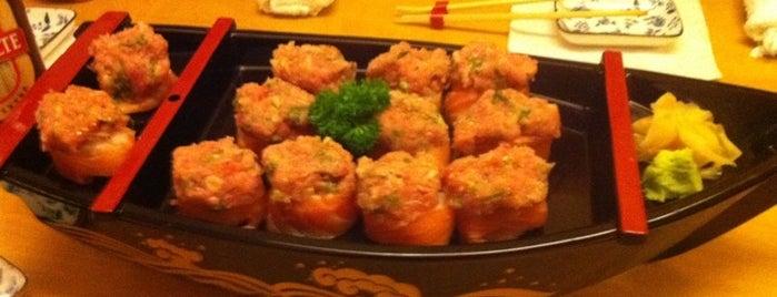 Sushi Lika is one of Amor em SP.
