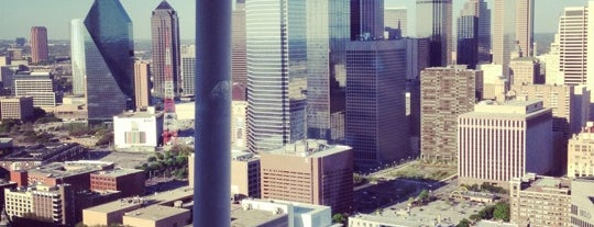 Five Sixty is one of Central Dallas Lunch, Dinner & Libations.