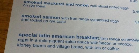 El Vergel is one of Breakfast places in London.