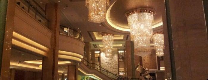 Shangri-La Hotel is one of Guangzhou.