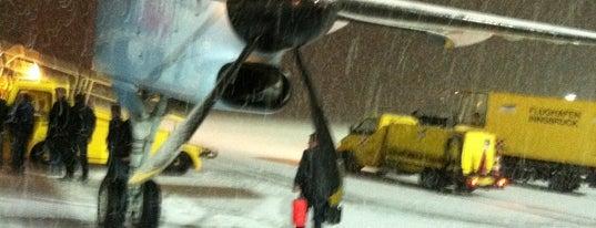 Flughafen Innsbruck (INN) is one of I Love Airports!.