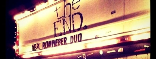 The End is one of Nashville Places to Be.