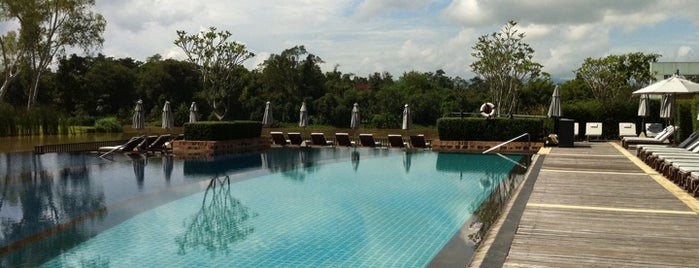 Le Méridien Chiang Rai Resort, Thailand is one of Hotel Asia.