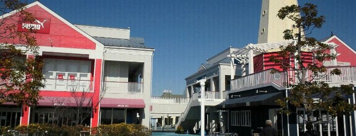 Mitsui Outlet Park Yokohama Bayside is one of 横浜・川崎のモール、百貨店.