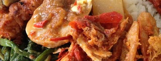 """Warung Wardani is one of Bali """"Jaan"""" Culinary."""