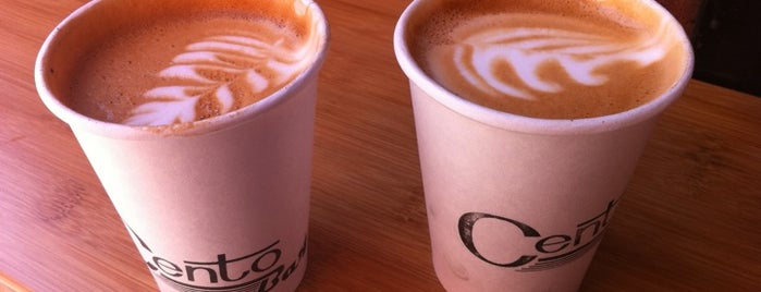 Cento is one of Coffee in the Bay Area.